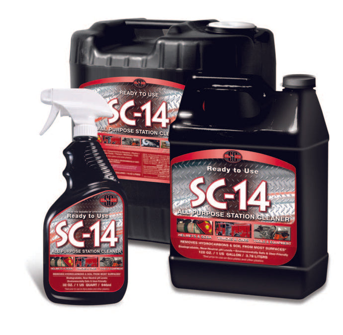 SC-14® ALL-PURPOSE STATION CLEANER / DEGREASER
