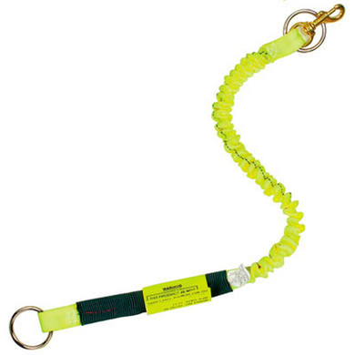 Buckingham Breakaway Bungee Chainsaw Lanyard Snap 2 Rings