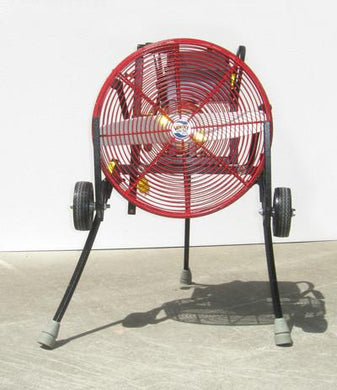 Ventry Fan Model 20EM3550, Electric