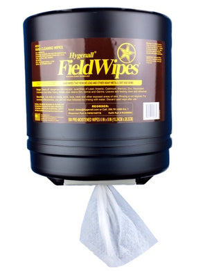 Wall Mounted Wipe Dispenser with 500 wipes - Refillable with FW500RF