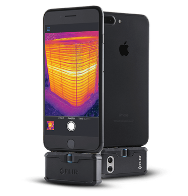 FLIR ONE PRO - PRO-GRADE THERMAL CAMERA FOR SMARTPHONES
