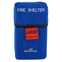 Anchor Industries USFS Fire Shelter Fire Protection Sealed Unused.