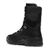 "Wildland Tactical Firefighter 8"" Black Smooth-Out"