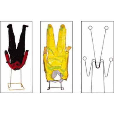 Personal Protective Equipment Drying Stand