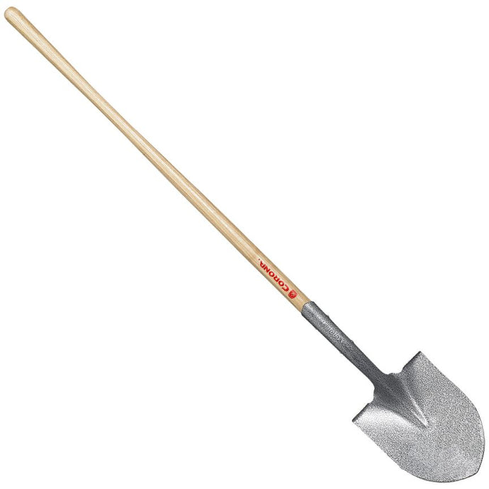 #2 Round Point Shovel - Hollow-Back
