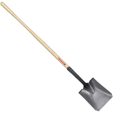 #2 Square Point Shovel - Hollow-Back