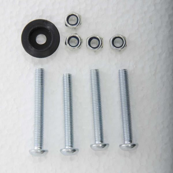phil&teds handle screws and cup holder lug kit_black