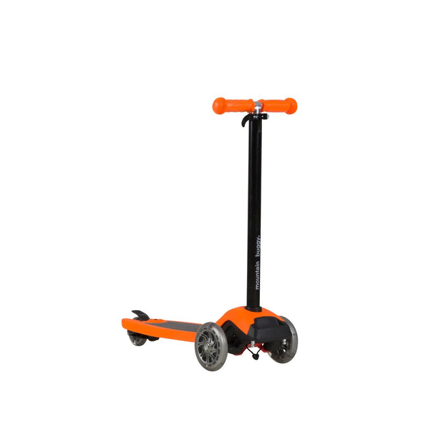 phil&teds freerider en orange 3qtr view_orange
