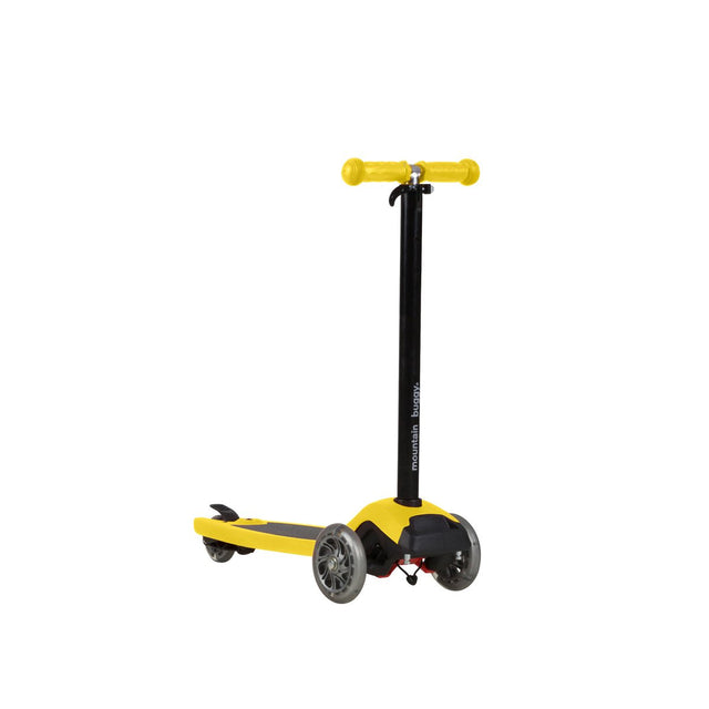 phil&teds freerider en jaune 3qtr view_yellow