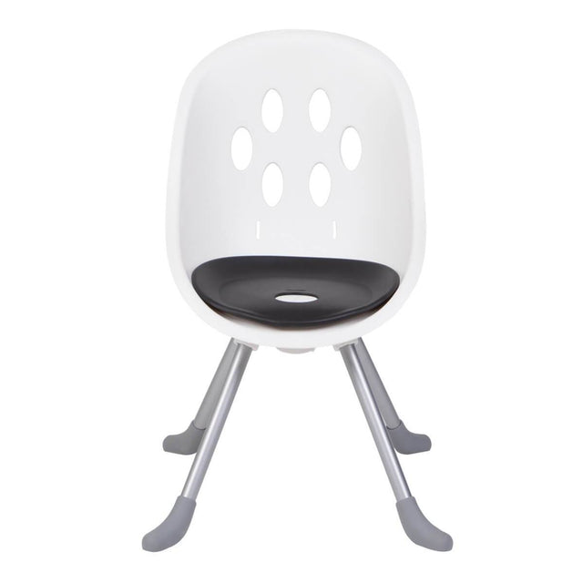 phil&teds award winning poppy high chair in my chair toddler seat mode_black seat liner