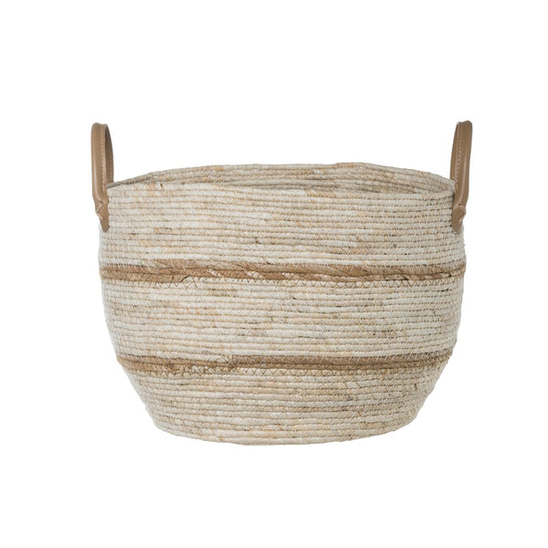 Maize Round Basket