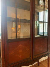 Load image into Gallery viewer, Antique China Cabinet