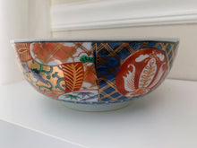 Load image into Gallery viewer, Imari Style Bowl