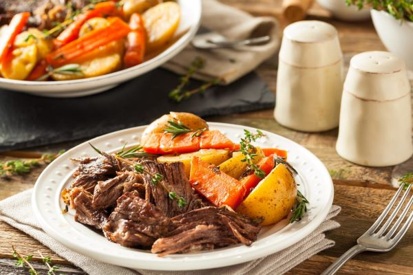 Hungarian Ragout Pot Roast