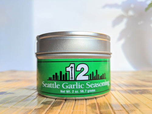 SEATTLE GARLIC SEASONING