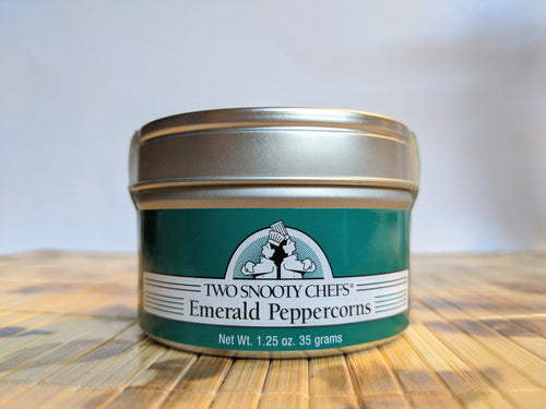 EMERALD PEPPERCORNS