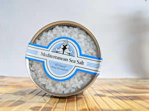 MEDITERRANEAN SEA SALT