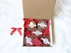 RED ROMANCÉ GIFT SET