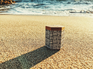 SUNSET WOODEN SHAKER - SALT AND PEPPER