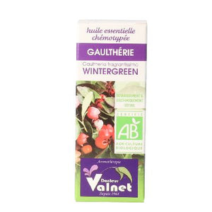 He Gaultherie 10ml  Cosbionat