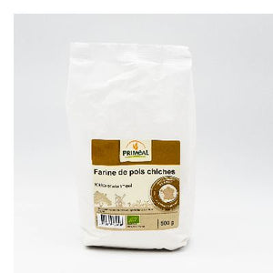 Farine Pois Chiches 500g Primeal