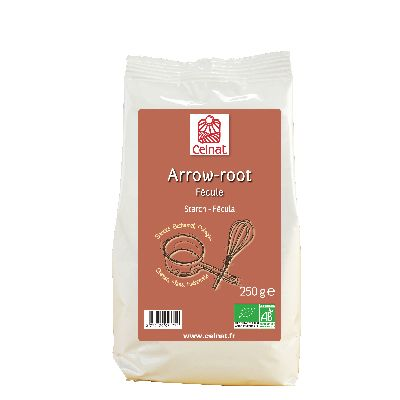 Arrow Root 250g Celnat