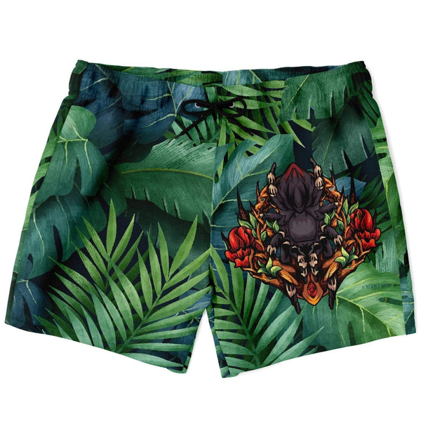 Subliminator Swim Trunks Men - AOP XS Acanthoscurria geniculata - Swim Trunks
