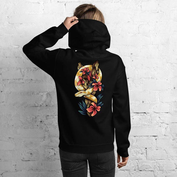 Everything Exotic S Albino Banana Python Hoodie