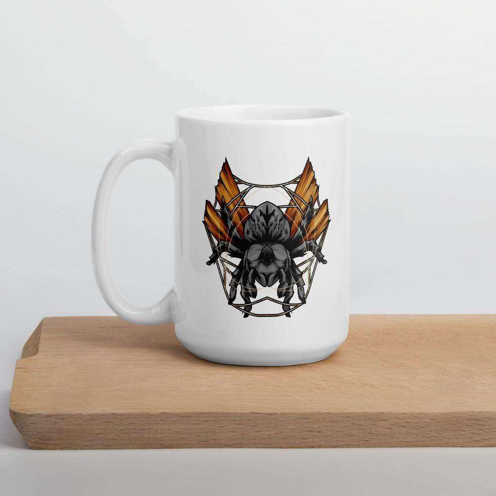 Ceratogyrus darlingi - Tarantula Mug - Everything Exotic