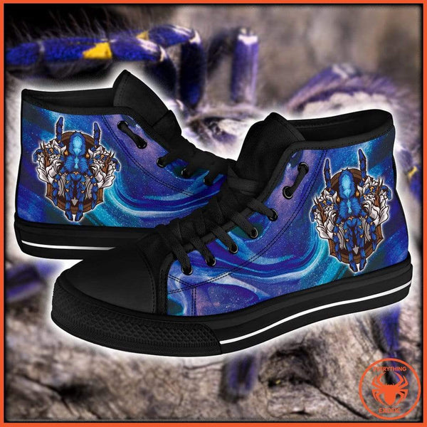 Everything Exotic Gooty Saphire - Woman's High Tops