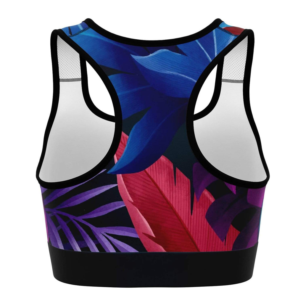 Subliminator Sports Bra - AOP Grammostola pulchra - Sports bra