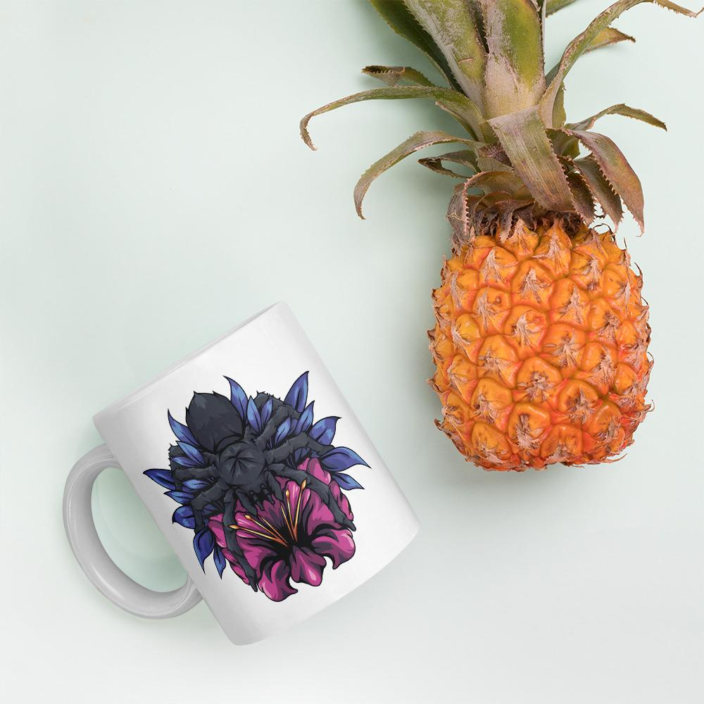 Grammostola pulchra - Tarantula mug - Everything Exotic