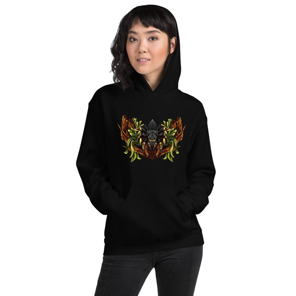 Everything Exotic Black / S Grammostola pulchripes - Hoodie