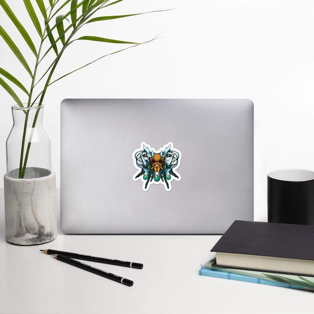 Harpactira pulchripes Tarantula sticker - Everything Exotic