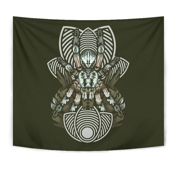 Heteroscodra maculata - Tarantula tapestry - Everything Exotic