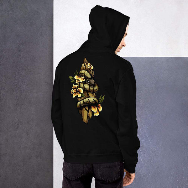 Everything Exotic Normal Ball Python Hoodie