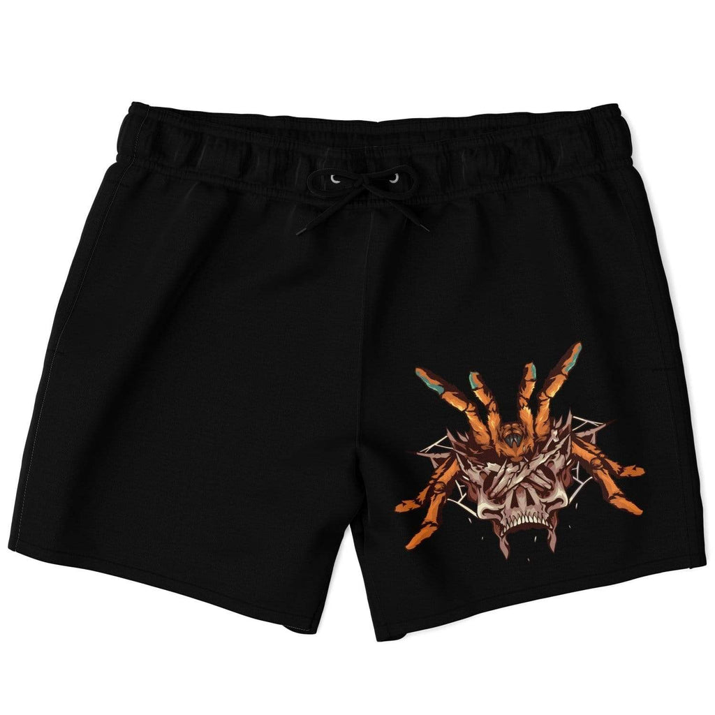 Subliminator Swim Trunks Men - AOP XS Pterinochilus murinus - Swim trunks