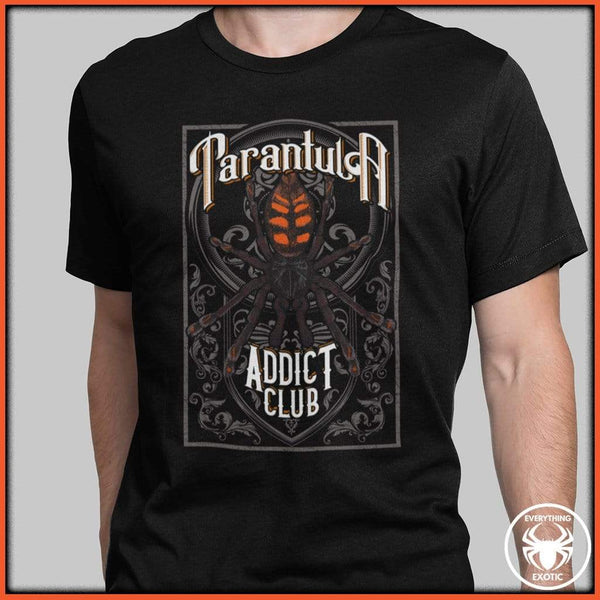 Everything Exotic Tarantula Addict Club Irminia - T-shirt