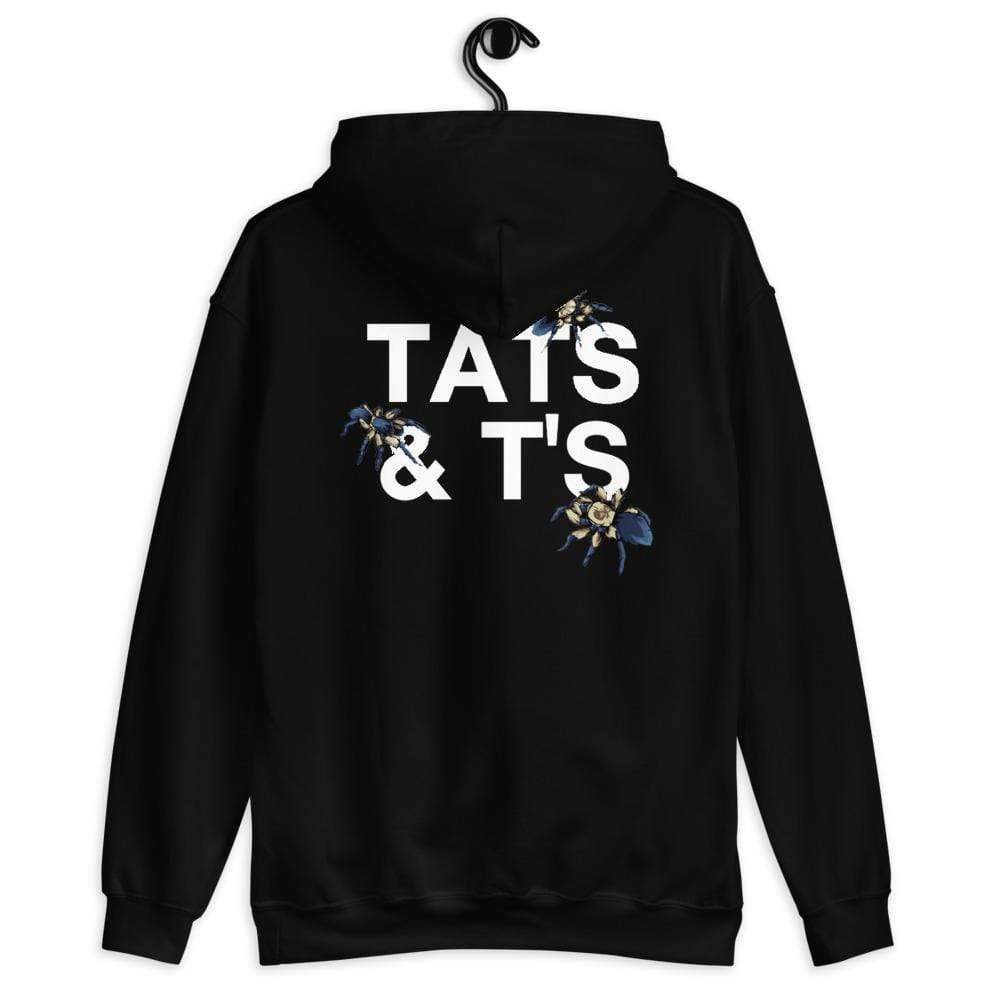Tats and T's - Tarantula Hoodie - Everything Exotic