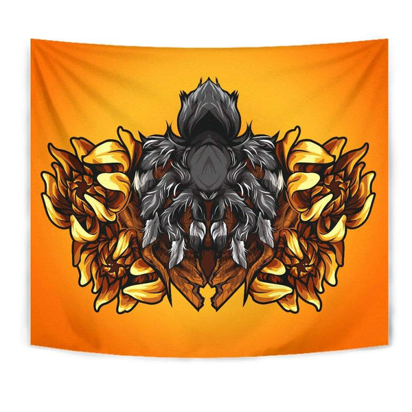 Tliltocatl albopilosum -. Tarantula tapestry - Everything Exotic