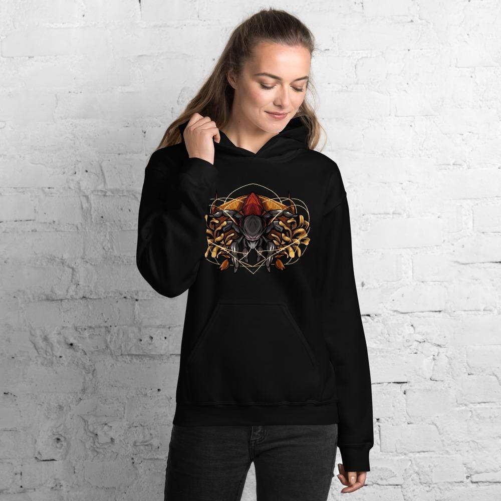 Everything Exotic Black / S Tliltocatl vagans - Hoodie