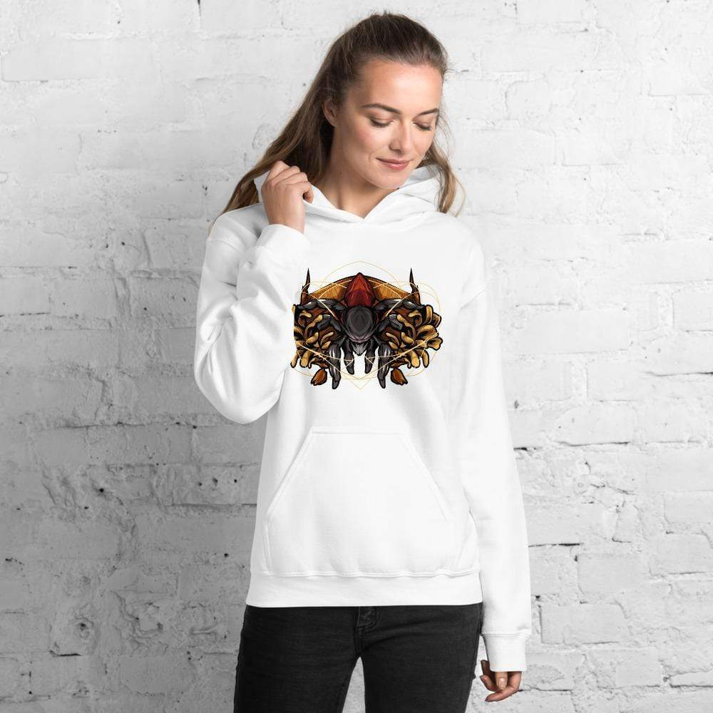Everything Exotic White / S Tliltocatl vagans - Hoodie