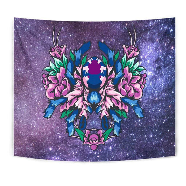 Typochleana seladonia Galaxy - Tarantula tapestry - Everything Exotic