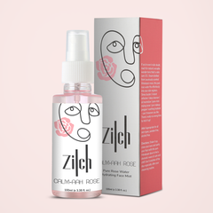 Calm-aah Rose Hydrating Face Mist 100ml