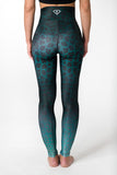 Leggings Green Leopard - PRE-LAUNCH RESERVATION