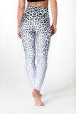 Leggings White Leopard - PRE-LAUNCH RESERVATION