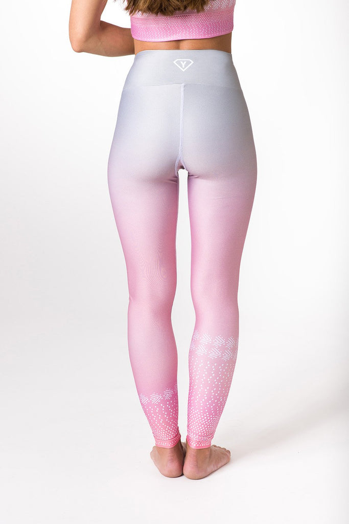 PRE-SALE: Leggings Pink Moon