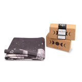 Travel Set Moon (Travel Mat + 2 Yoga Blocks)