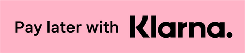 Pay in 4 easy installments with Klarna