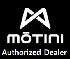 Motini Authorized Dealer Logo